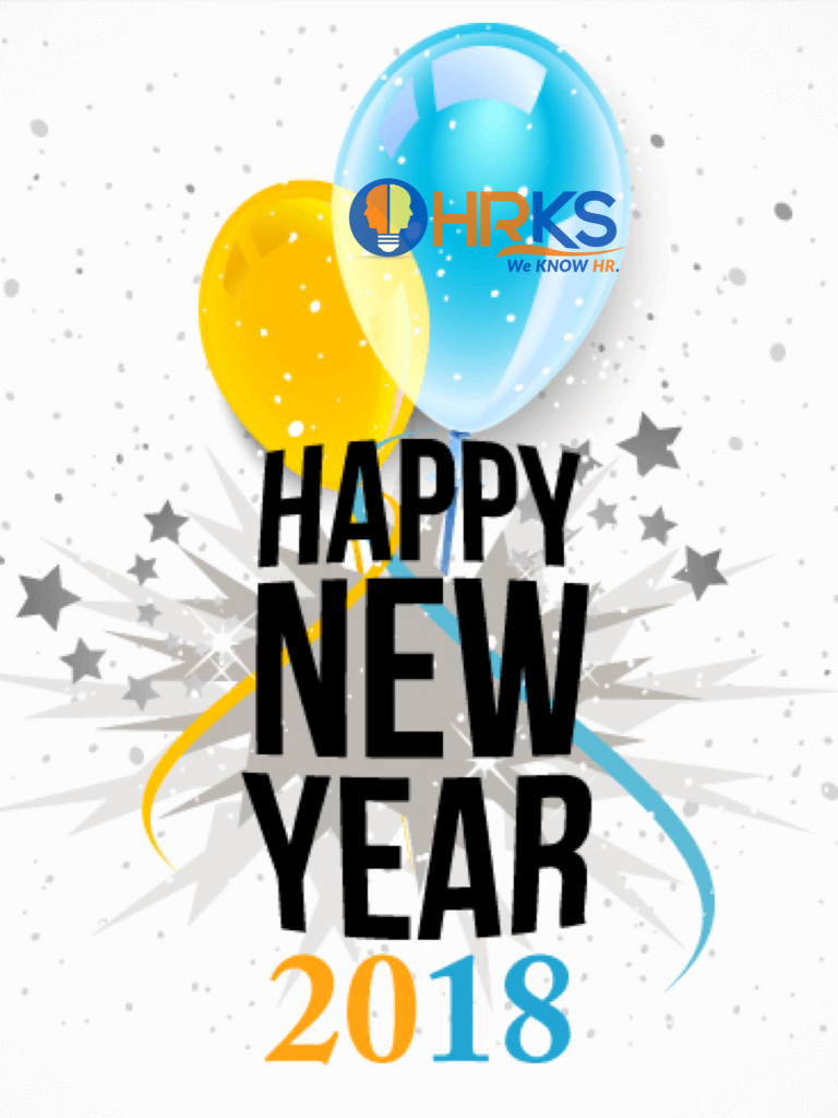 #happynewyear #2018 #HRKSLLC. Www.HRKnowledgeSource.com. Hrks Ny2018 Pic